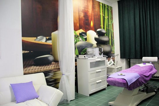 Poděbrady, Česká republika: Wellness centrum přímo v penzionu