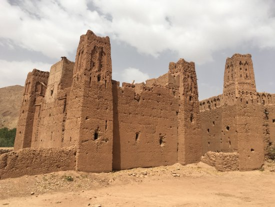 Authentic Travel Maroc - Private Day Tours : Amridil kasbah