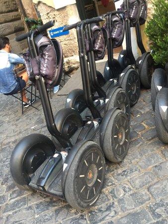 Segway Fun Rome: photo1.jpg