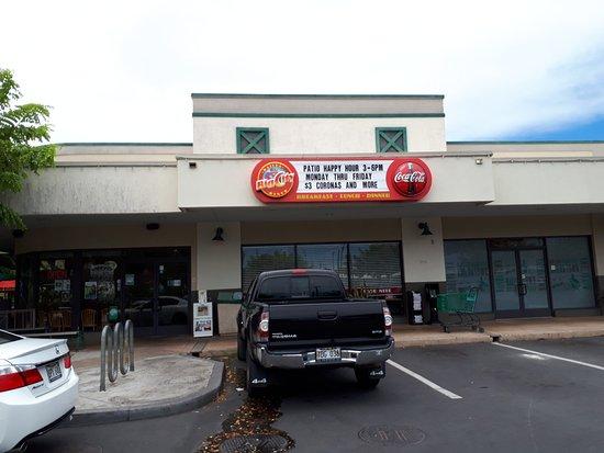 Big City Diner: アメリカンな雰囲気とメニュー