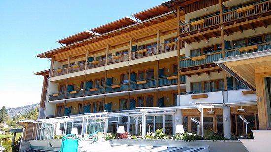 Sporthotel Brennseehof, Feld am See, Austria - Booking.com