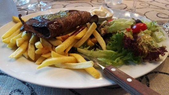 Frans & Sandra: Steak