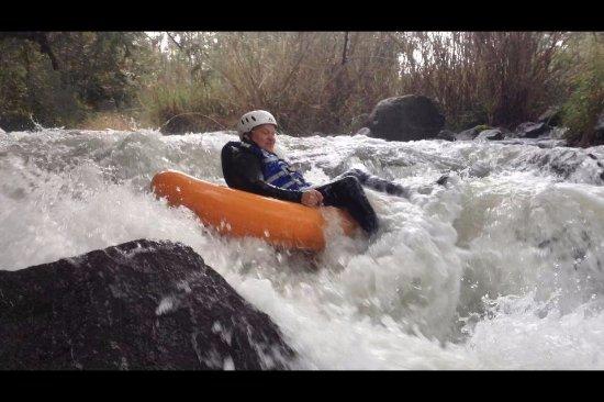 Sabie, Νότια Αφρική: Gecoing (tubing)