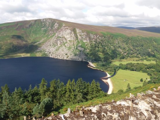 Glendalough, Irland: Wicklow Mountains National Park