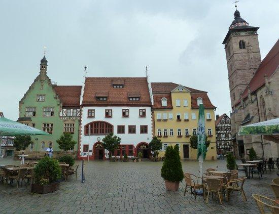 Rathaus i Schmalkalden