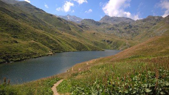 Les Menuires, Frankrike: Le Lac du Lou