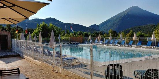 Ciela village camping international castellane france for Piscine castellane