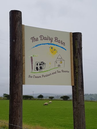 The Dairy Barn Ice Cream Parlour And Tea Rooms