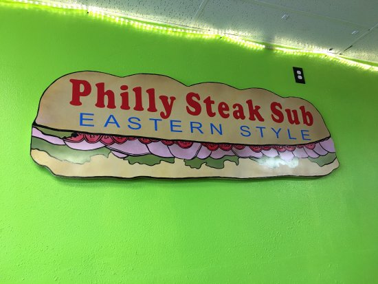 Hesperia, Kaliforniya: Philly Steak Sub