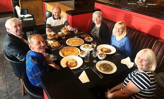 Ashington, UK: La Cucina Family Restaurant