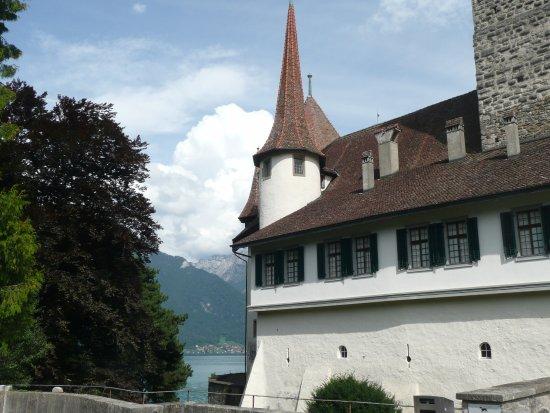 Thun, Suiza: Detailaufnahme