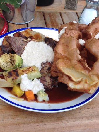 Princess of Wales: The beef for me......