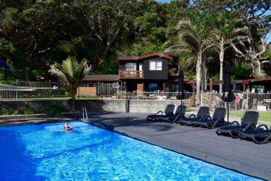 Anglers Lodge: Swimming Pool and relax