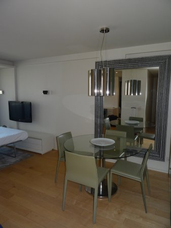 Serviced Apartments Boavista Palace: Comedor