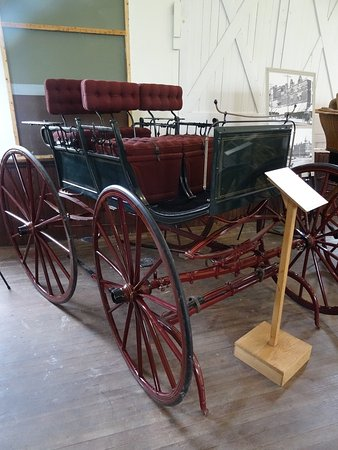 Canandaigua, NY: Carriage museum 5