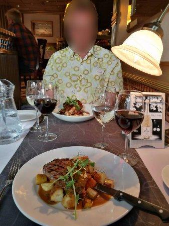 Scandic Kuopio: Dinner