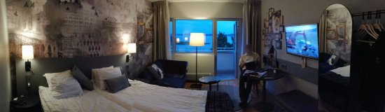 Scandic Kuopio: Superior Extra room #558