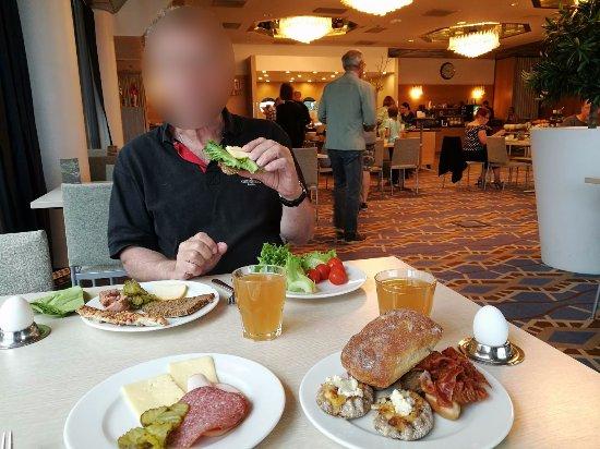 Scandic Kuopio: Breakfast
