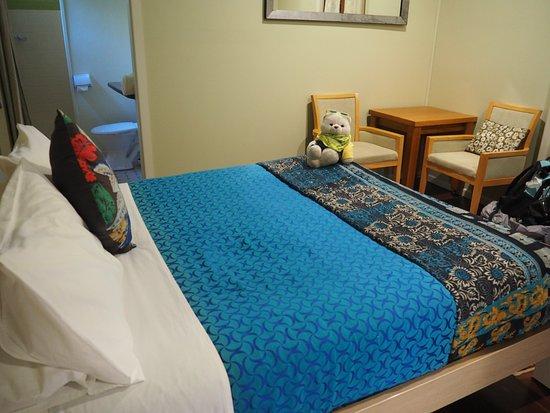 Nimbin, أستراليا: Interior of our ensuite room