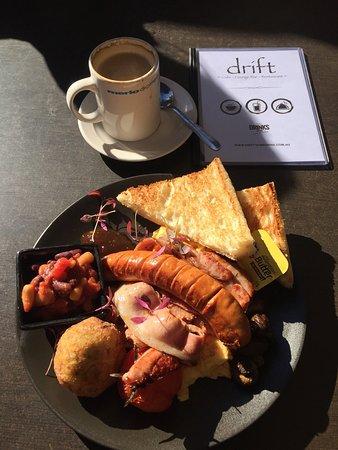 North Tamborine, Австралия: Drift meat feast