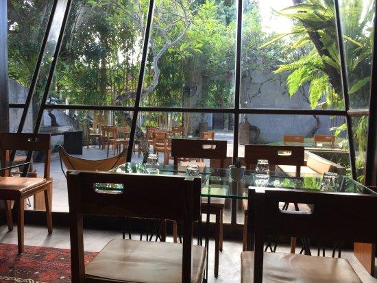 أوما سبانا: Kiko breakfast room and restaurant