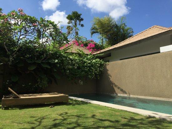 أوما سبانا: The villa we stayed in