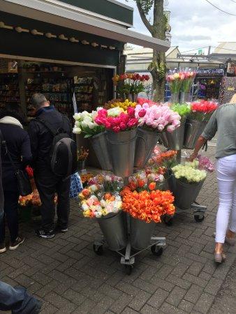 Photo of Blumenmarkt in Amsterdam, , NL