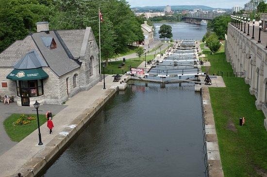 Ottawa, Canada: Bovenzicht