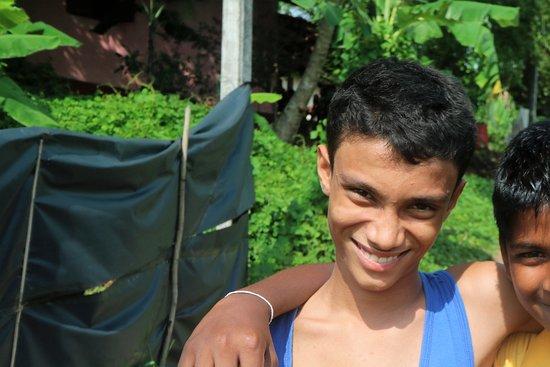 Bentota, Sri Lanka: Freunde.....