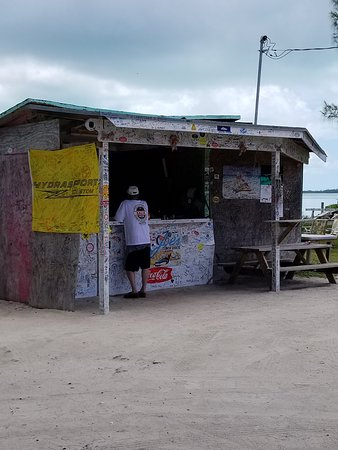 Joe's Conch Shack: 20170815_141913_large.jpg