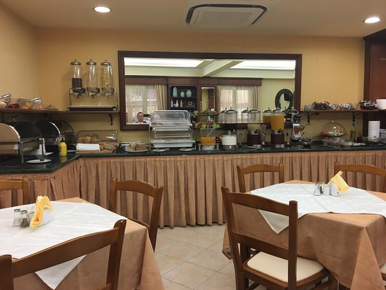 Arcadion Hotel : Breakfast buffet