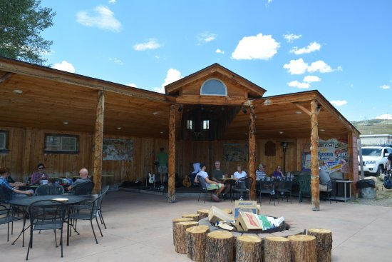 Centennial, WY: Bear Tree Cafe