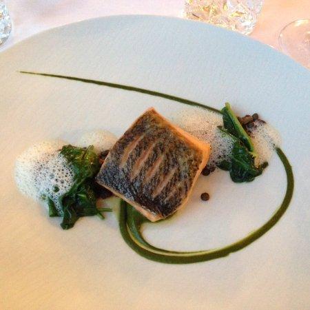 Llandderfel, UK: Loch Duart Salmon