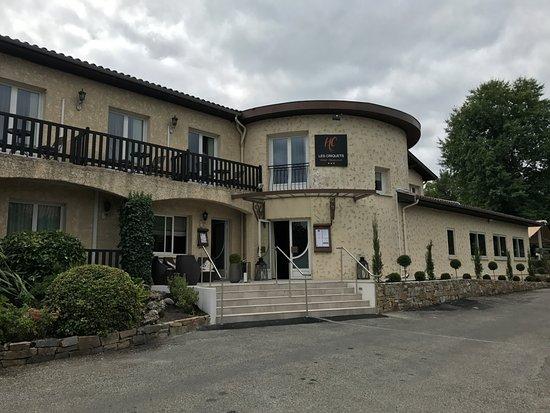 Blanquefort, Francia: Entrée