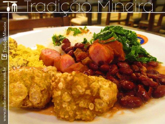 Restaurante Tradição Mineira: Feijoada Tradicional