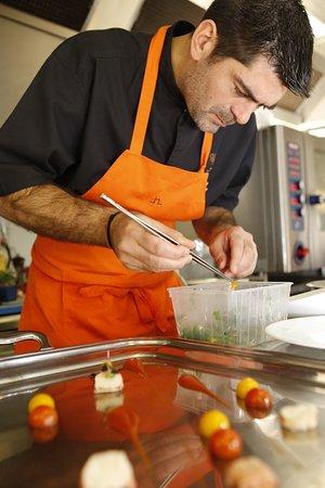 Blanquefort, France: Le Chef Jean-Luc Molle