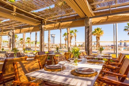 Mamarosa Beach Restaurant Barcelona Barceloneta Menu