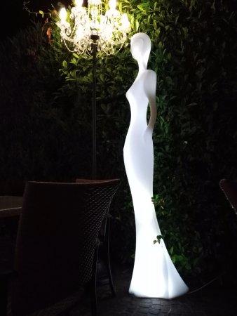 Nago, Italia: veranda