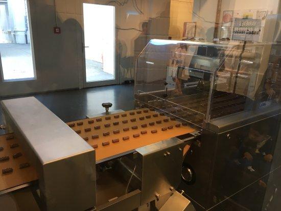 Broc, Switzerland: Maison Cailler Chocolaterie