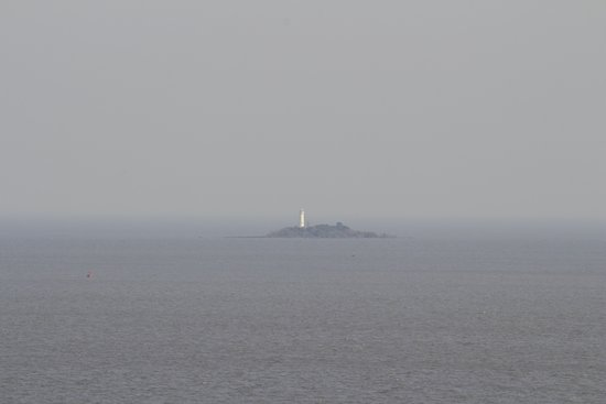 科洛尼亞德爾薩克拉門托燈塔照片