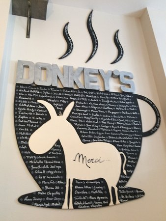 Donkey's Coffee Shop