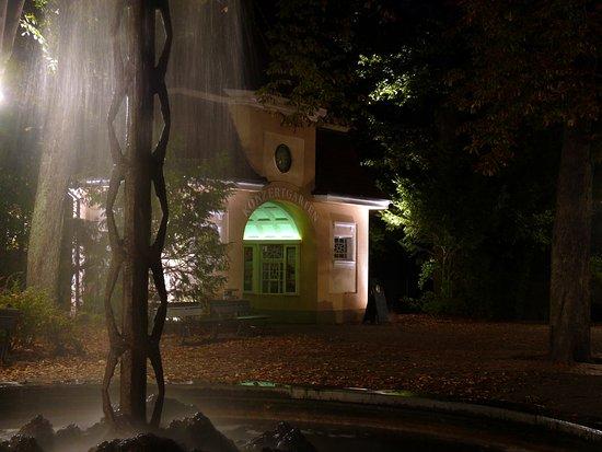 Konzertgarteneingang Bad Rothenfelde