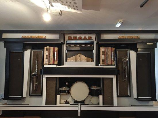 Musee de la Musique Mecanique