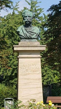 Denkmal Gustav Nachtigal