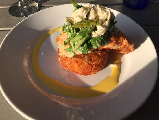New Bedford, MA: Salmon Oscar