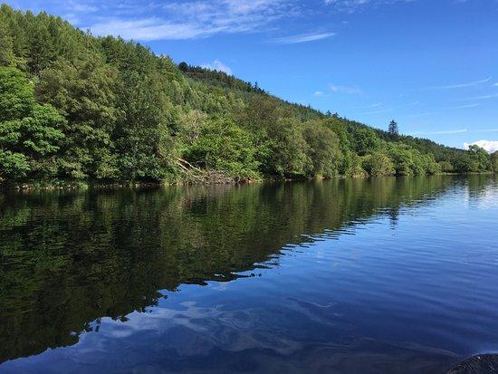 Lochaber Lodges: Loch Lochy Canoe Trip