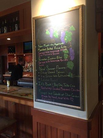 Olive Garden Clermont Restaurantanmeldelser Tripadvisor
