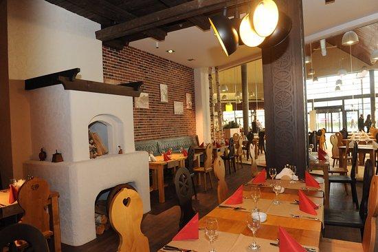 Restaurant Sergiana Coresi
