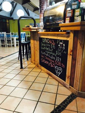 Holloways Beach, Australia: Vitalia's Italian Restaurant