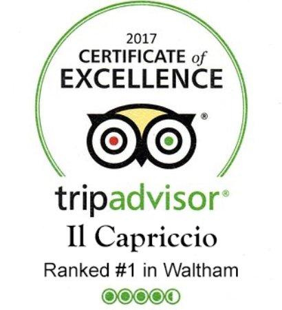 Waltham, MA: TripAdvisor 2017